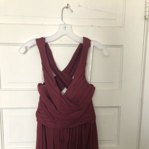 Bridesmaid/formal dress size 8
